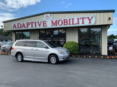 2010 Honda Odyssey for sale at Adaptive Mobility Wheelchair Vans in Seekonk MA