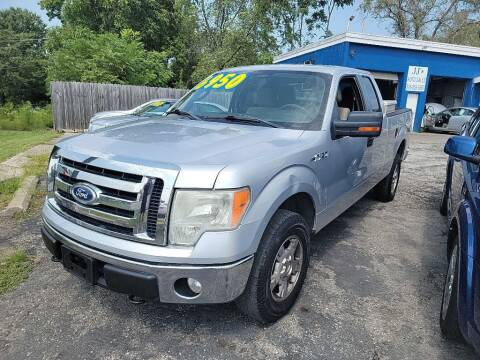 2010 Ford F-150 for sale at JJ's Auto Sales in Independence MO