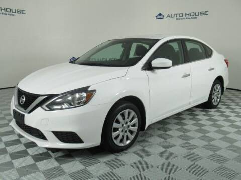 2019 Nissan Sentra for sale at Curry's Cars Powered by Autohouse - Auto House Tempe in Tempe AZ