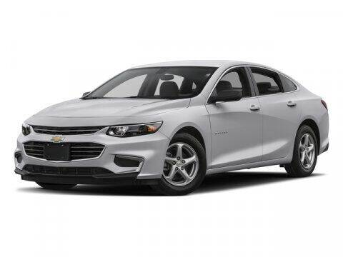 2018 Chevrolet Malibu for sale at RDM CAR BUYING EXPERIENCE in Gurnee IL