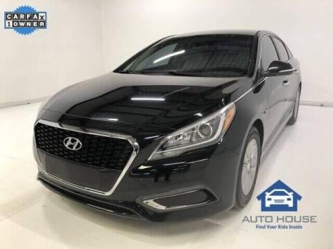 2016 Hyundai Sonata Hybrid for sale at MyAutoJack.com @ Auto House in Tempe AZ