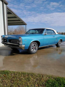 1967 Pontiac Le Mans for sale at Bayou Classics and Customs in Parks LA