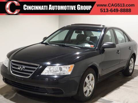 2010 Hyundai Sonata for sale at Cincinnati Automotive Group in Lebanon OH