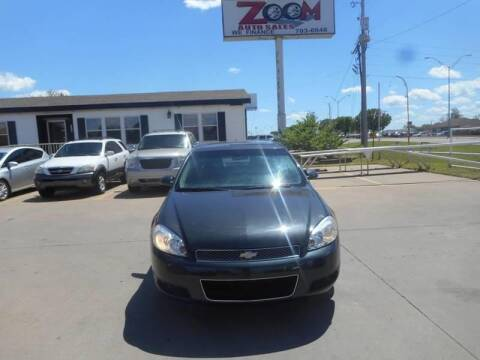 2014 Chevrolet Impala Limited for sale at Zoom Auto Sales in Oklahoma City OK