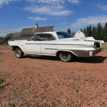 1960 Dodge Polara D500  4 DR. HT. for sale at MOPAR Farm - MT to Un-Restored in Stevensville MT