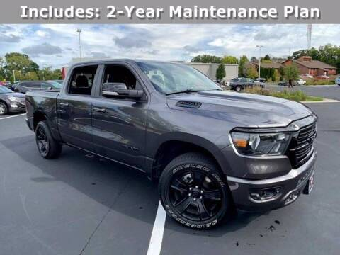 2021 RAM Ram Pickup 1500 for sale at Smart Budget Cars in Madison WI