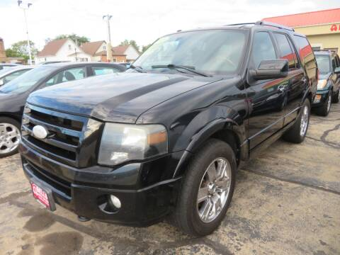 2009 Ford Expedition for sale at Bells Auto Sales in Hammond IN