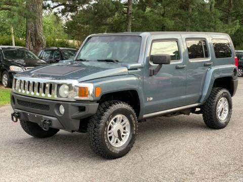 2006 HUMMER H3 for sale at MVP Auto LLC in Alpharetta GA