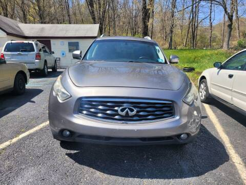 2010 Infiniti FX35 for sale at Sussex County Auto & Trailer Exchange -$700 drives in Wantage NJ