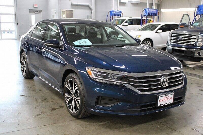 2022 Volkswagen Passat for sale in Sioux Falls, SD