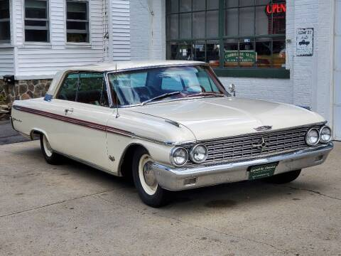 1962 Ford Galaxie 500 for sale at Carroll Street Auto in Manchester NH