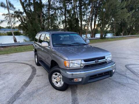 2002 Toyota 4Runner for sale at Exclusive Impex Inc in Davie FL