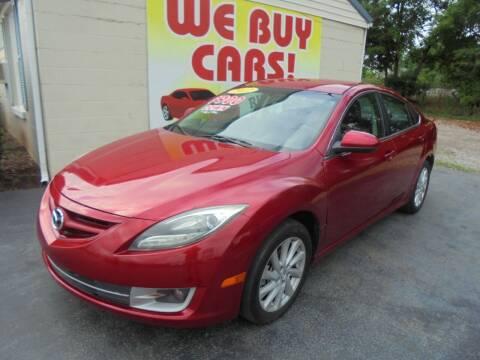 2012 Mazda MAZDA6 for sale at Right Price Auto Sales in Murfreesboro TN