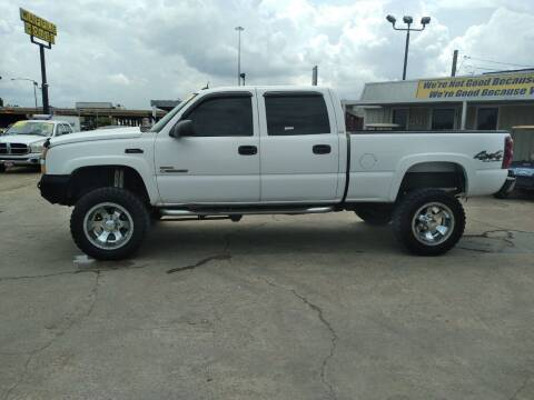 2005 Chevrolet Silverado 2500HD for sale at Taylor Trading Co in Beaumont TX