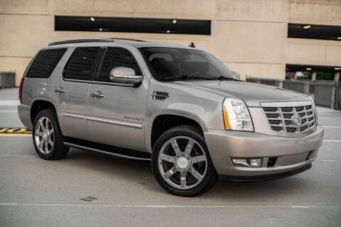 2009 Cadillac Escalade for sale at Car Match in Temple Hills MD