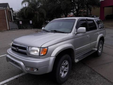 2000 Toyota 4Runner for sale at Classic Car Deals in Cadillac MI