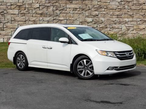 2014 Honda Odyssey for sale at Car Hunters LLC in Mount Juliet TN