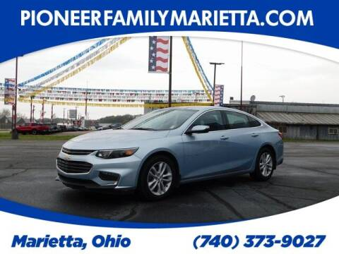 2018 Chevrolet Malibu for sale at Pioneer Family preowned autos in Williamstown WV