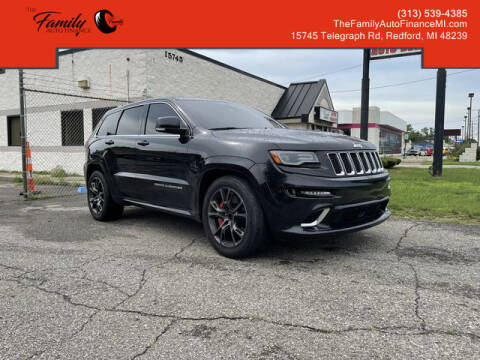 2014 Jeep Grand Cherokee for sale at The Family Auto Finance in Redford MI