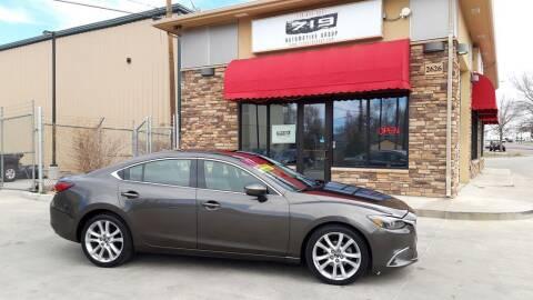 2016 Mazda MAZDA6 for sale at 719 Automotive Group in Colorado Springs CO