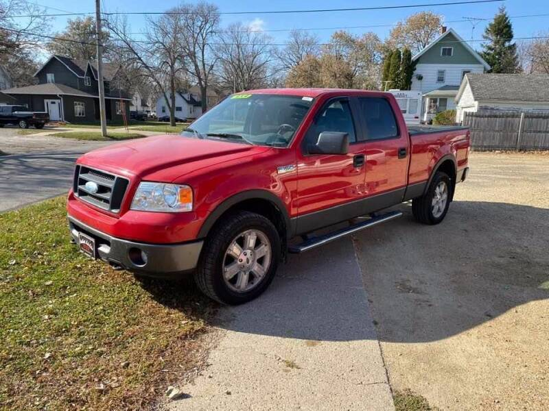 2007 Ford F-150 for sale at BROTHERS AUTO SALES in Hampton IA