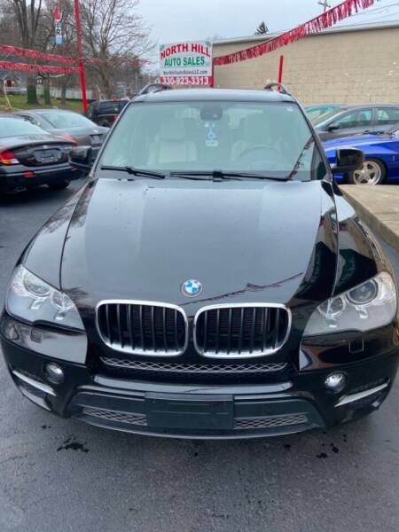 2013 BMW X5 for sale at North Hill Auto Sales in Akron OH