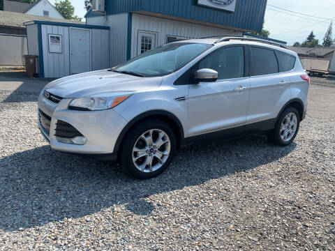 2013 Ford Escape for sale at Independent Auto Sales #2 in Spokane WA