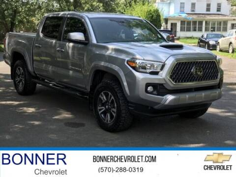2018 Toyota Tacoma for sale at Bonner Chevrolet in Kingston PA
