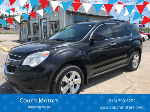 2013 Chevrolet Equinox for sale at Couch Motors in Saint Joseph MO