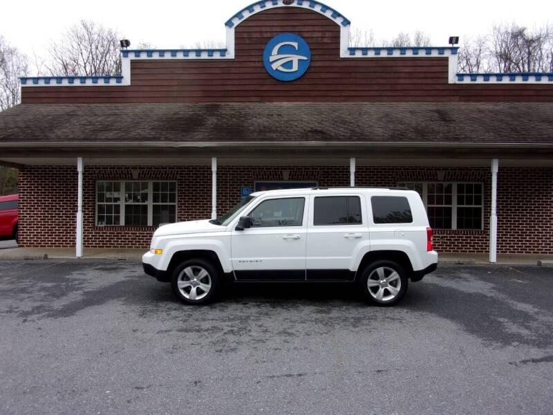 2015 Jeep Patriot for sale at Gardner Motors in Elizabethtown PA