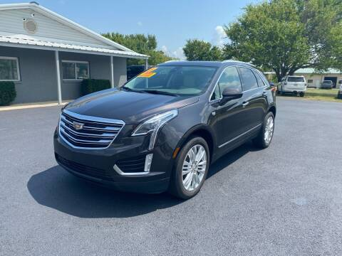 2017 Cadillac XT5 for sale at Jacks Auto Sales in Mountain Home AR