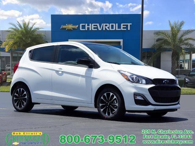 2021 Chevrolet Spark for sale in Fort Meade, FL