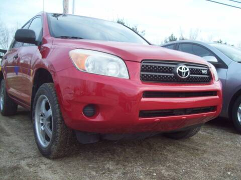 2007 Toyota RAV4 for sale at Frank Coffey in Milford NH