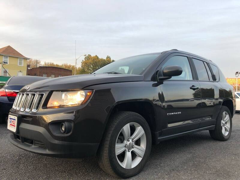2014 Jeep Compass for sale at Trimax Auto Group in Baltimore MD