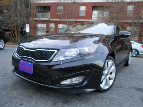 2012 Kia Optima for sale at H & R Auto in Arlington VA