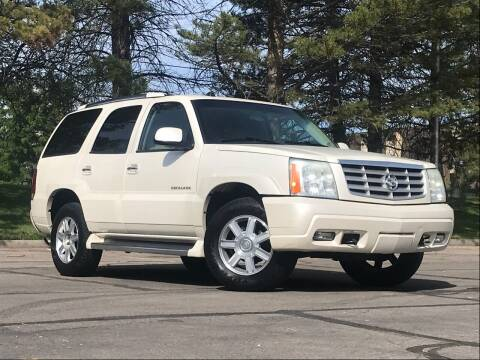 2004 Cadillac Escalade for sale at Used Cars and Trucks For Less in Millcreek UT