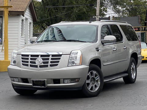 2008 Cadillac Escalade ESV for sale at Kugman Motors in Saint Louis MO