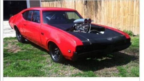 1969 Oldsmobile 442 for sale at Haggle Me Classics in Hobart IN