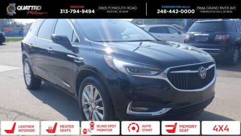 2019 Buick Enclave for sale at Quattro Motors 2 - 1 in Redford MI