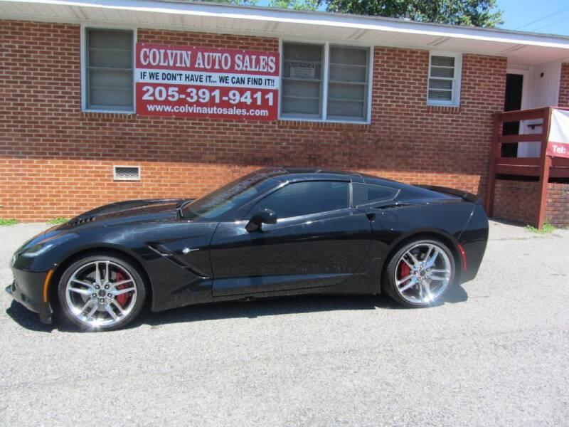 2014 Chevrolet Corvette for sale at Colvin Auto Sales in Tuscaloosa AL
