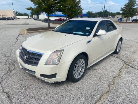 2011 Cadillac CTS for sale at TKP Auto Sales in Eastlake OH