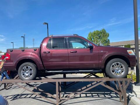 2007 Ford Explorer Sport Trac for sale at Auto Image Auto Sales Chubbuck in Chubbuck ID