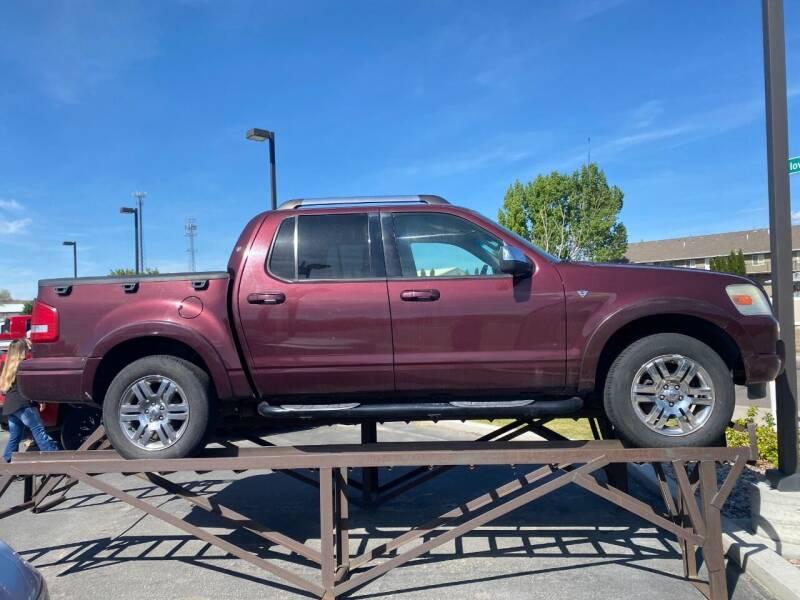 2007 Ford Explorer Sport Trac for sale at Auto Image Auto Sales in Pocatello ID