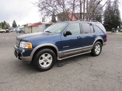 2004 Ford Explorer for sale at Triple C Auto Brokers in Washougal WA