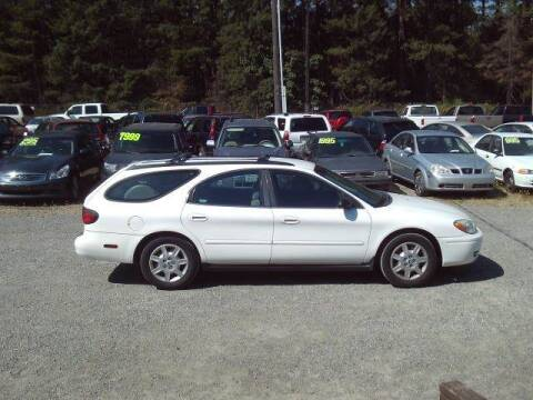 2005 Ford Taurus for sale at WILSON MOTORS in Spanaway WA