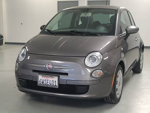 2012 FIAT 500 for sale at Mag Motor Company in Walnut Creek CA