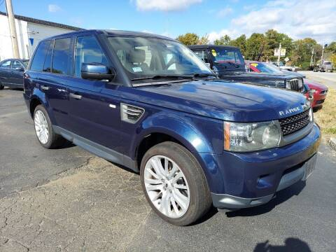 2011 Land Rover Range Rover Sport for sale at Plaistow Auto Group in Plaistow NH