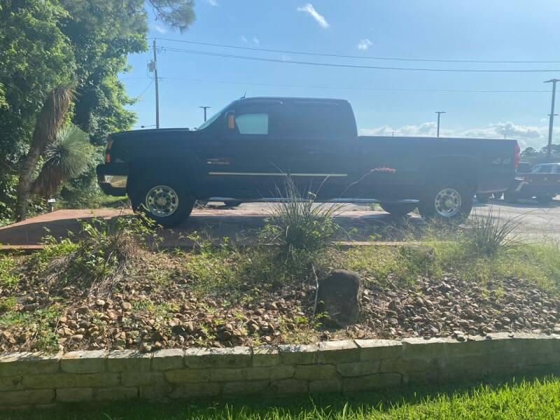 2005 Chevrolet Silverado 2500HD for sale at Texas Truck Sales in Dickinson TX