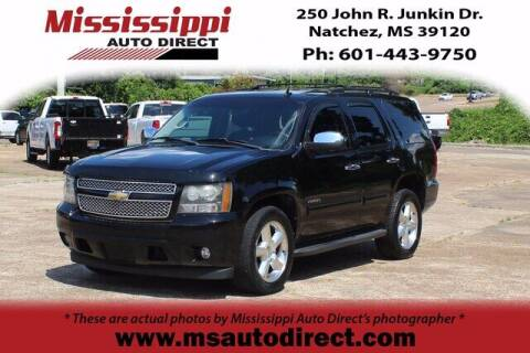 2011 Chevrolet Tahoe for sale at Auto Group South - Mississippi Auto Direct in Natchez MS