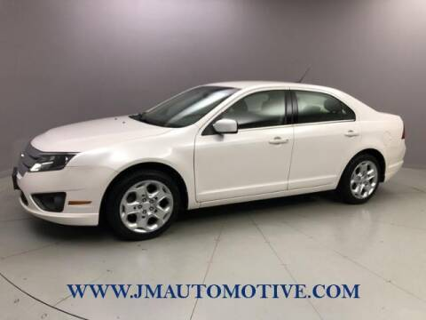 2011 Ford Fusion for sale at J & M Automotive in Naugatuck CT